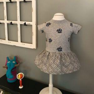 Salvaged Infant Tee-Shirt w/ a Sweet Twist!